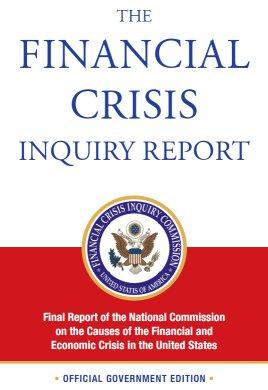 Доклад о причинах финансового кризиса в США