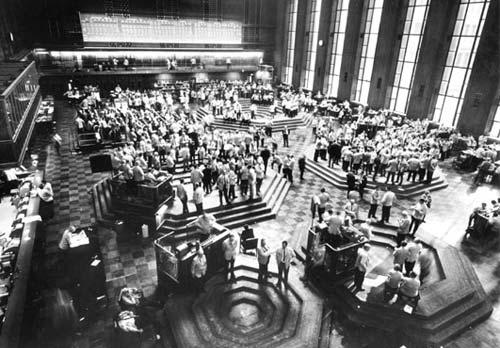 Здание биржи CBOT