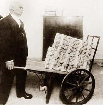 Гиперинфляция в США