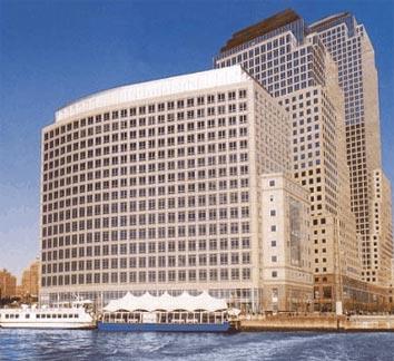 Здание биржи NYMEX