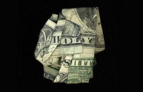 стремительно ослабевающий доллар