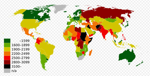 Global Peace Index (GPI) 2011