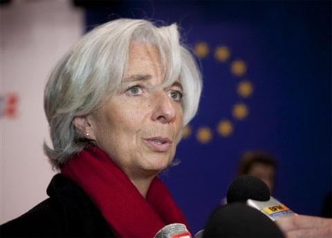 Кристи?на Лага?рд - Christine Lagarde, род. 1 января 1956 в Париже