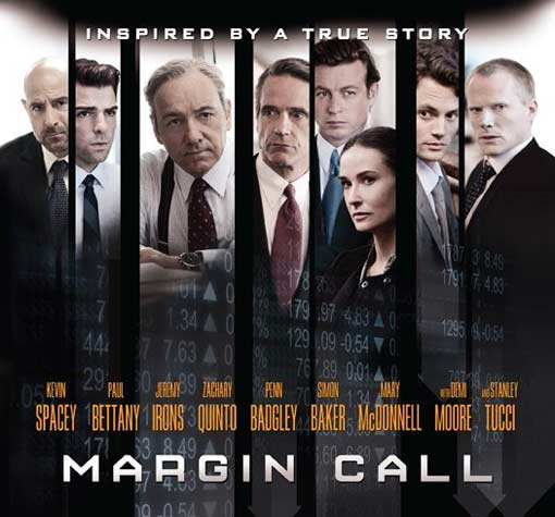 Margin Call 2011 Movie