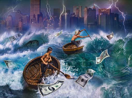 Финансовый кризис 2011