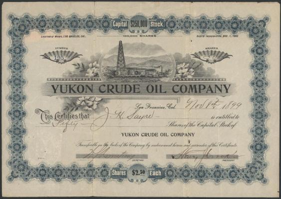Yukon 1899