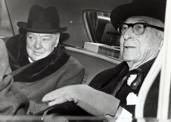 Бернард Барух 1961