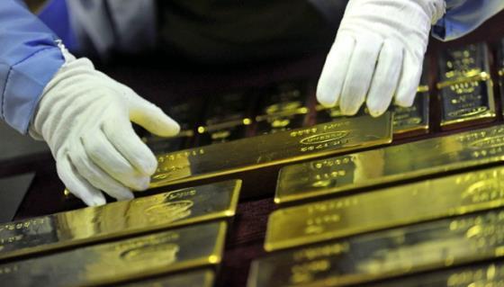 Золото упадет на 20% - прогноз Goldman Sachs